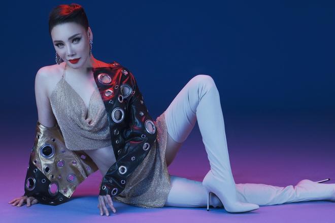 Giữa rừng ballad phủ sóng Vpop, Hồ Quỳnh Hương lột xác đầy cá tính để chuyển mình sang dòng nhạc dance - Ảnh 4.