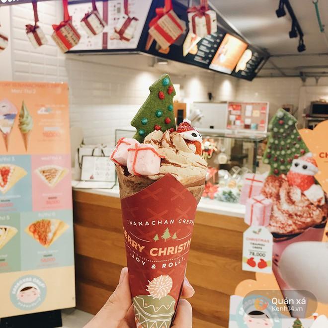 Điểm danh ngay loạt món ngọt mới toanh dành riêng cho mùa Giáng sinh ở Sài Gòn - Ảnh 13.