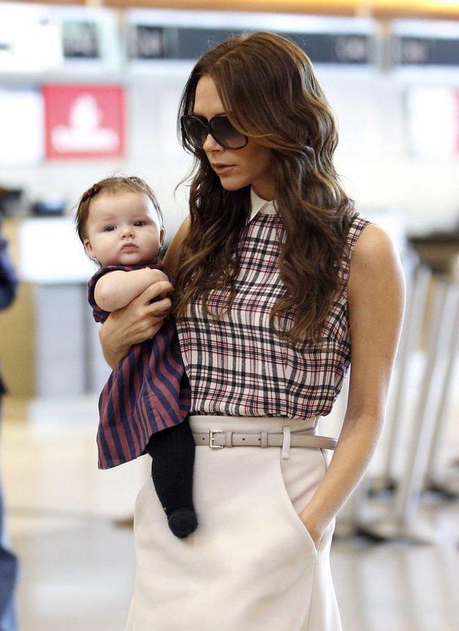Harper Beckham: Công chúa tí hon trong vòng tay bố khiến cả thế giới phát cuồng giờ đã thành cô bé 6 tuổi phổng phao! - Ảnh 6.