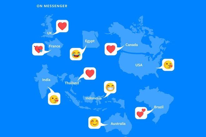 Khi chúng ta vẫn thích :)) và =)) thì ở tây họ mê những emoji này cơ - Ảnh 4.