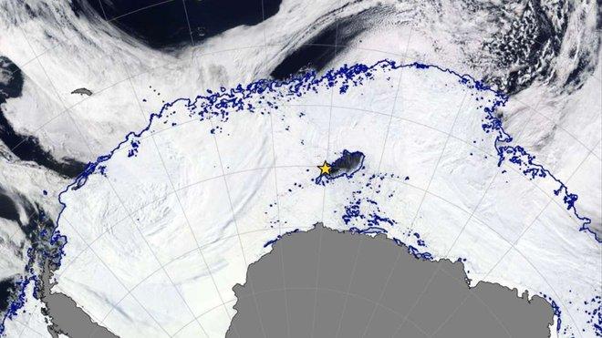 Phát hiện lỗ hổng khổng lồ xuất hiện tại Nam Cực, giới khoa học đang gấp rút tìm kiếm nguyên nhân - ảnh 2