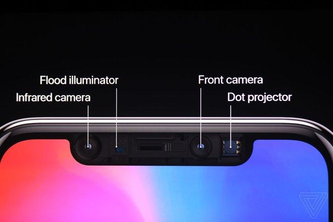 TRỰC TIẾP: Bom tấn iPhone X vừa được Apple giới thiệu với thiết kế không có gì bất ngờ - Ảnh 4.