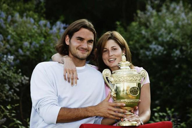Gặp gỡ nửa kia của các siêu sao quần vợt thế giới - Ảnh 4.