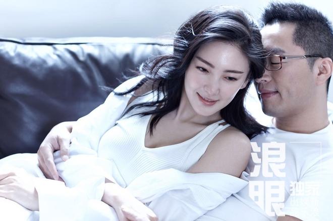 Người đẹp Mỹ Nhân Ngư khoe ảnh cưới với chồng thứ 2 và tuyên bố đang mang thai - Ảnh 2.