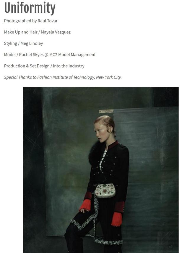 Chàng trai sinh năm 1994 bị tố sống ảo, mạo danh làm stylist cho Vogue Úc 6