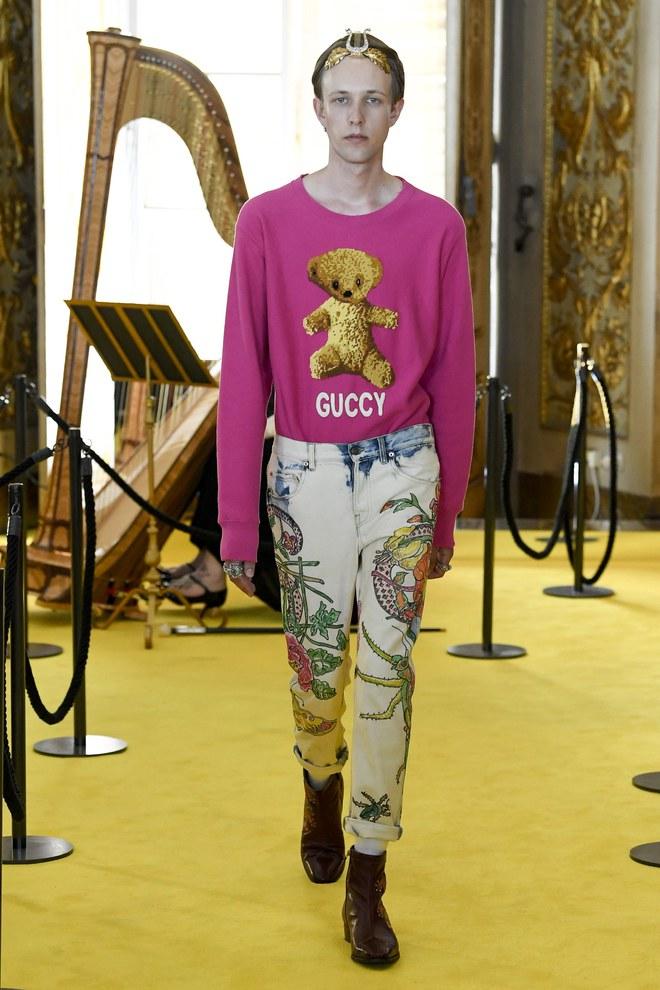 Dự show Gucci, Sooyoung (SNSD) không bị lọt thỏm giữa dàn sao quốc tế nhờ mặc sexy - Ảnh 19.