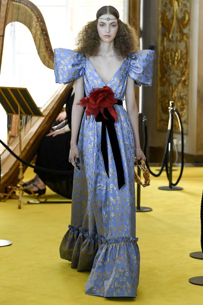 Dự show Gucci, Sooyoung (SNSD) không bị lọt thỏm giữa dàn sao quốc tế nhờ mặc sexy - Ảnh 22.