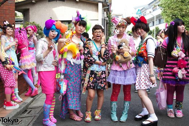 Cái chết của một nét văn hóa Nhật Bản: thời trang đường phố Harajuku giờ đã lùi vào dĩ vãng - Ảnh 1.