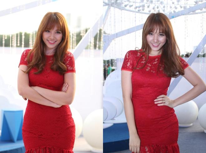 Hình ảnh chân thật và qua chỉnh sửa của sao Việt đâu phải lúc nào cũng long lanh giống nhau!