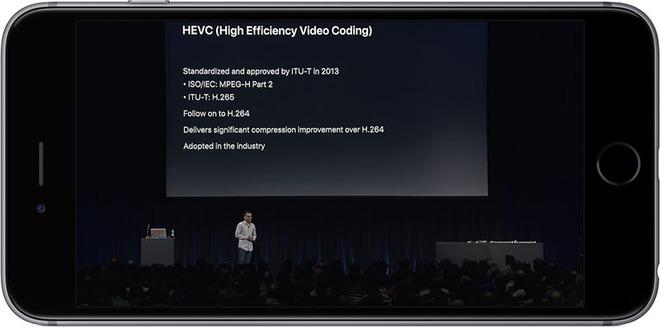 Đừng lo iPhone bộ nhớ thấp, Apple sắp cho phép các bạn giảm một nửa dung lượng ảnh và video mà không cần phải làm gì - Ảnh 3.