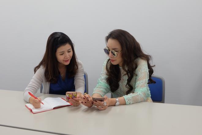 Hồ Quỳnh Hương trả lời phỏng vấn tờ báo lớn nhất tại Nhật Bản  - Ảnh 1.