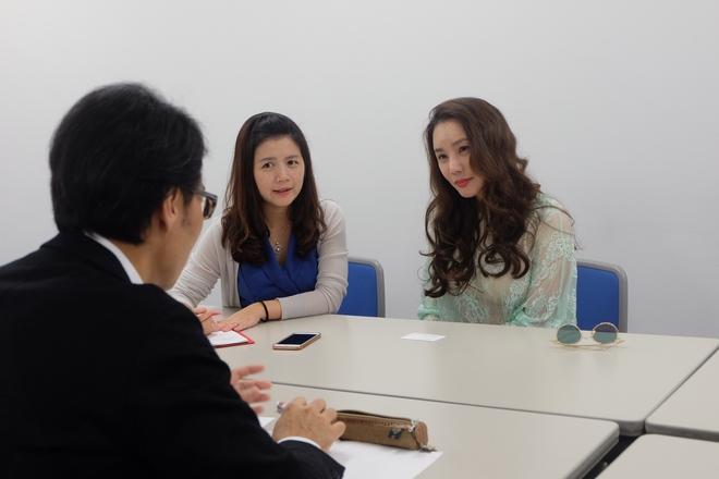 Hồ Quỳnh Hương trả lời phỏng vấn tờ báo lớn nhất tại Nhật Bản  - Ảnh 2.