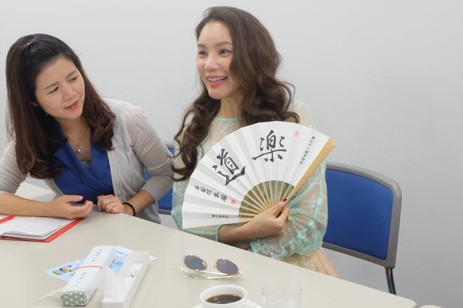 Hồ Quỳnh Hương trả lời phỏng vấn tờ báo lớn nhất tại Nhật Bản  - Ảnh 5.