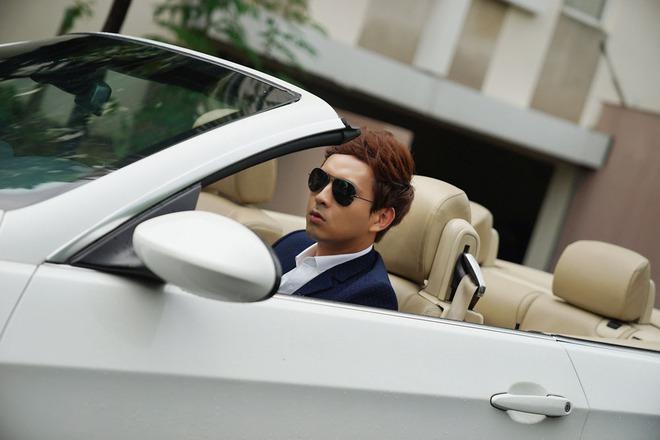 Hồ Quang Hiếu nhờ nhạc sĩ Dương Khắc Linh làm... đạo diễn, quay phim cho MV mới
