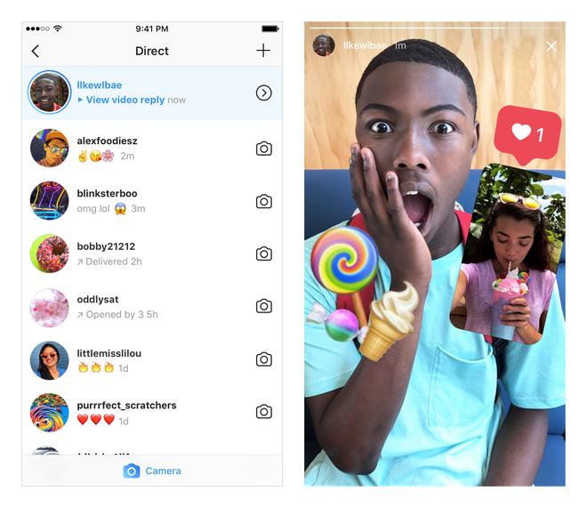 Ơn giời, Instagram vừa ra mắt một tính năng cực đỉnh mà Snapchat không có - Ảnh 3.