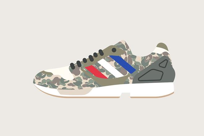 Và đây là danh sách 30 mẫu sneakers