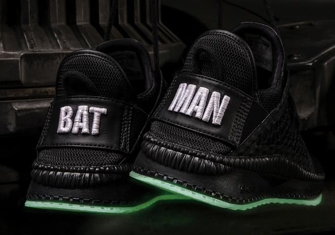 Puma hợp tác cùng Warner Bros và nhà bán lẻ giày Shoe Palace, cho ra mắt BST cực đỉnh lấy cảm hứng từ Justice League - Ảnh 1.