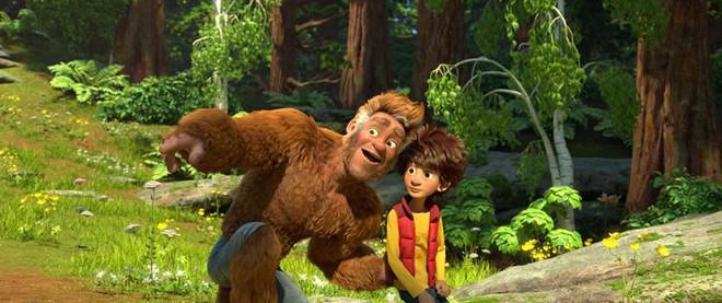 Bố Tớ là Chân To - Phim hoạt hình mà gia đình bạn không thể bỏ qua - ảnh 1