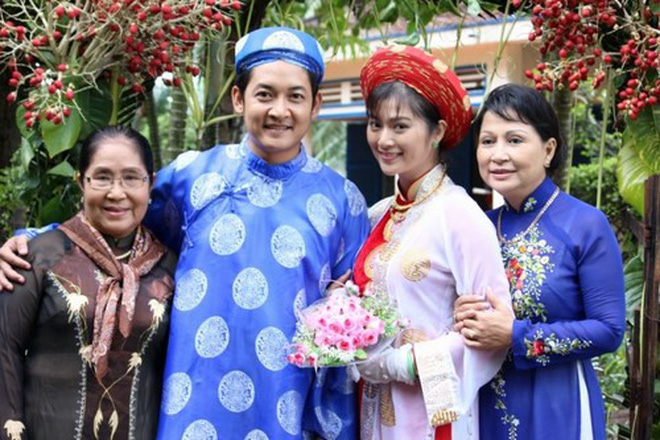Chân dung người vợ cả của Duy Phương: Chấp nhận kiếp chồng chung với Lê Giang vì không sinh được con