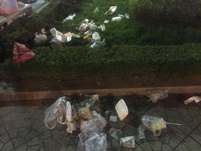 """Nhắc nhở người bán hàng, cô lao công ở Đà Lạt nhận lại câu nói: """"Không xả rác thì lấy việc đâu các cô làm!"""" - Ảnh 5."""