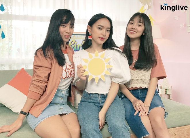 """Weather Girls: Châu Bùi lập hội chị em """"vạch mặt"""" bạn trai - Ảnh 5."""