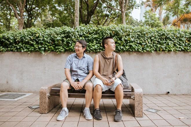 Bạn chọn ai khi muốn đi du lịch, cậu con trai Nghệ An 24 tuổi này rủ ông bố 60 tuổi, và họ có những trải nghiệm cùng nhau lần đầu tiên! - Ảnh 9.