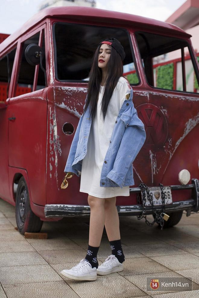 Mặt xinh nhưng lại chẳng bánh bèo, con gái Việt dường như ngày càng kết style ngầu, ngầu nữa, ngầu mãi - ảnh 18