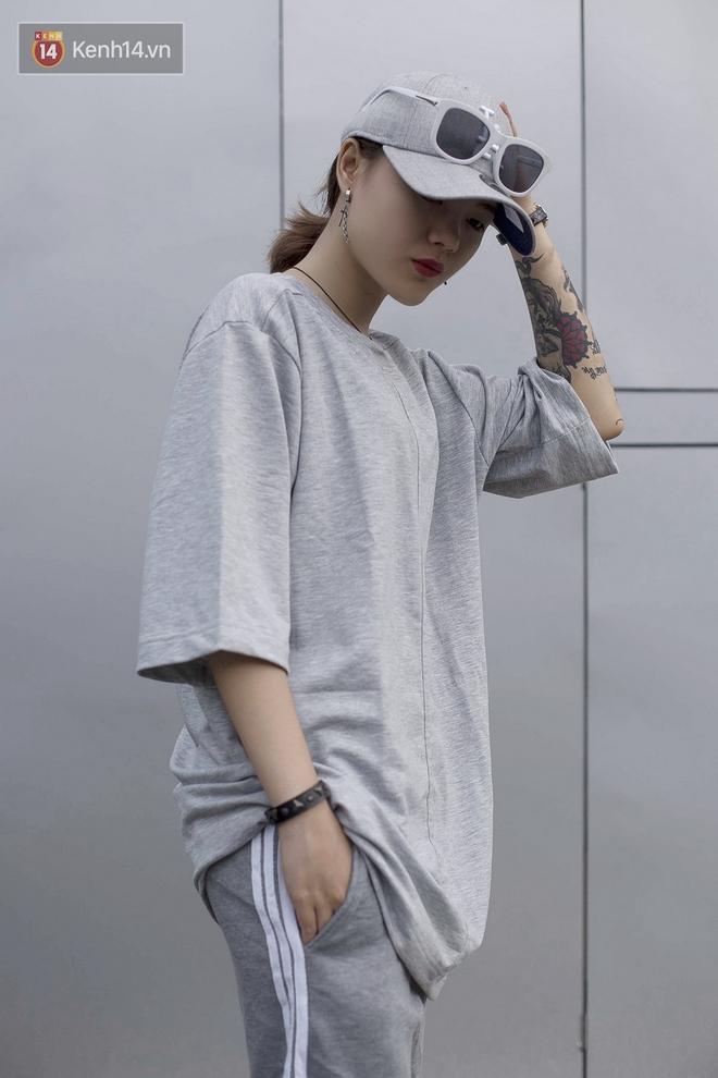 Mặt xinh nhưng lại chẳng bánh bèo, con gái Việt dường như ngày càng kết style ngầu, ngầu nữa, ngầu mãi - ảnh 17