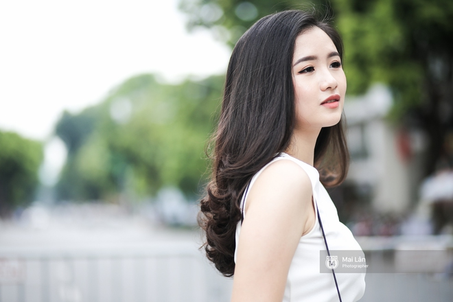 Hoàng Hậu Phương Đông: Từ cô bạn có cái tên lạ đến nữ sinh tài năng được bắt tay cựu tổng thống Mỹ Obama - Ảnh 11.