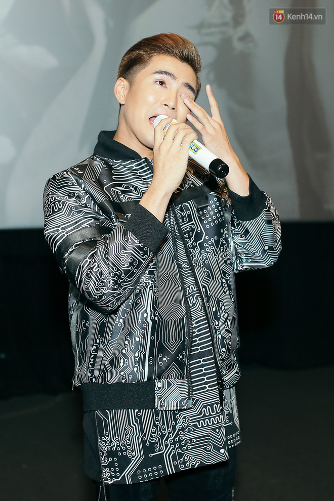 Will bật khóc ngày ra mắt MV khiến Kaity Nguyễn phải giúp lau nước mắt - Ảnh 4.