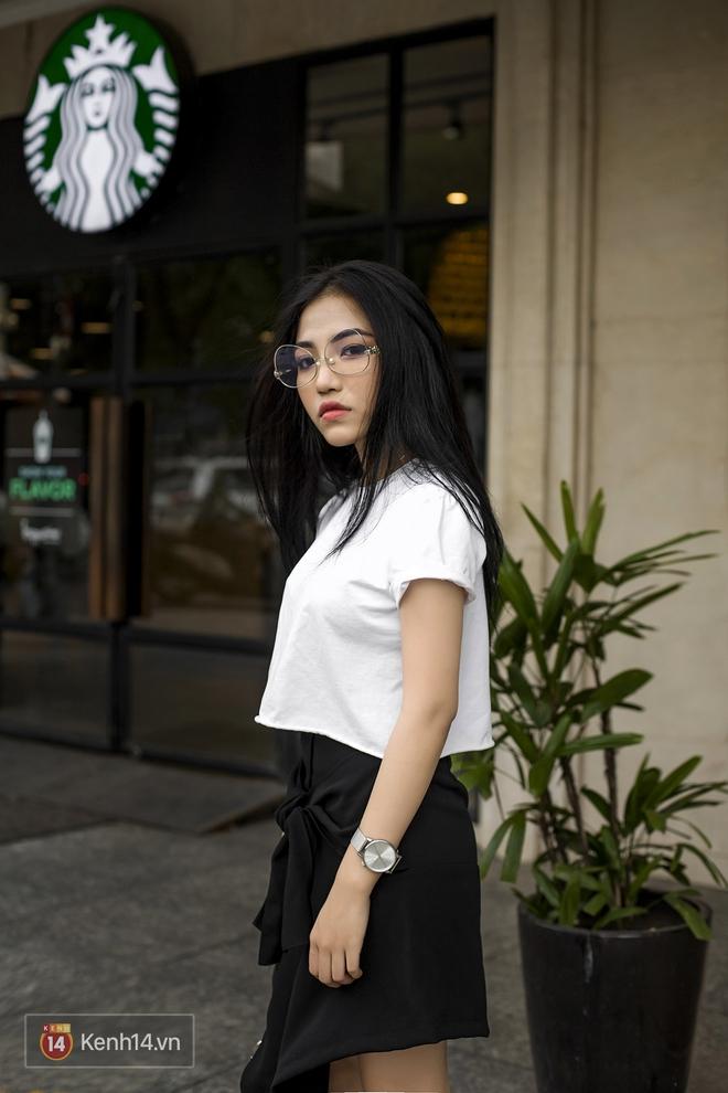 Mặt xinh nhưng lại chẳng bánh bèo, con gái Việt dường như ngày càng kết style ngầu, ngầu nữa, ngầu mãi - ảnh 13
