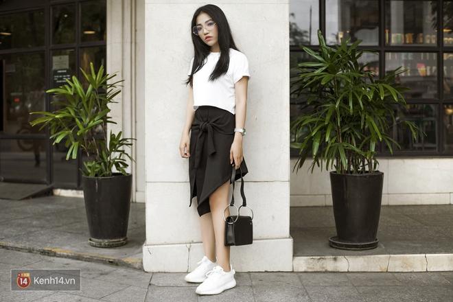 Mặt xinh nhưng lại chẳng bánh bèo, con gái Việt dường như ngày càng kết style ngầu, ngầu nữa, ngầu mãi - ảnh 12