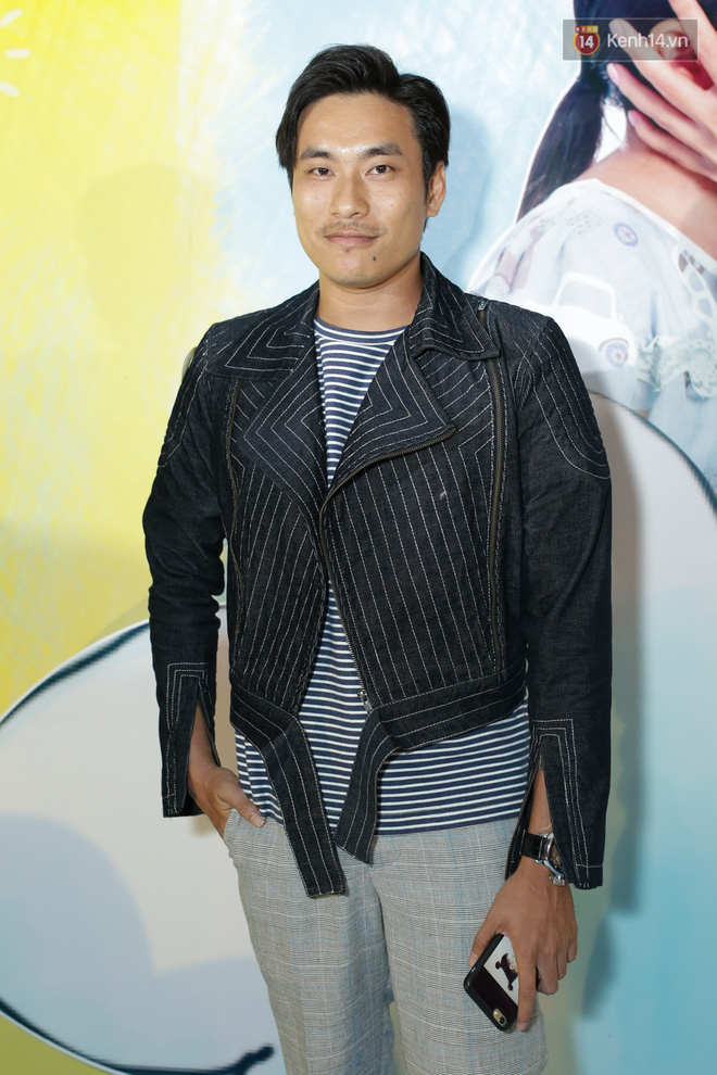 Miu Lê diện trang phục vàng chóe như tên phim, nổi bật trên thảm đỏ  - Ảnh 17.