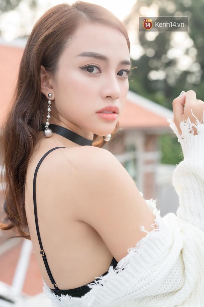 Cận cảnh Thiên Nga The Face hậu nghi án phẫu thuật thẩm mỹ - Ảnh 6.