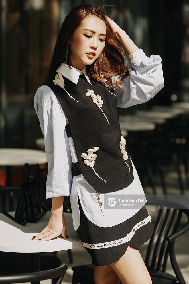 Trước thềm đi thi Hoa hậu, Tường Linh lần đầu lên tiếng về việc lộ ảnh giường chiếu - Ảnh 5.