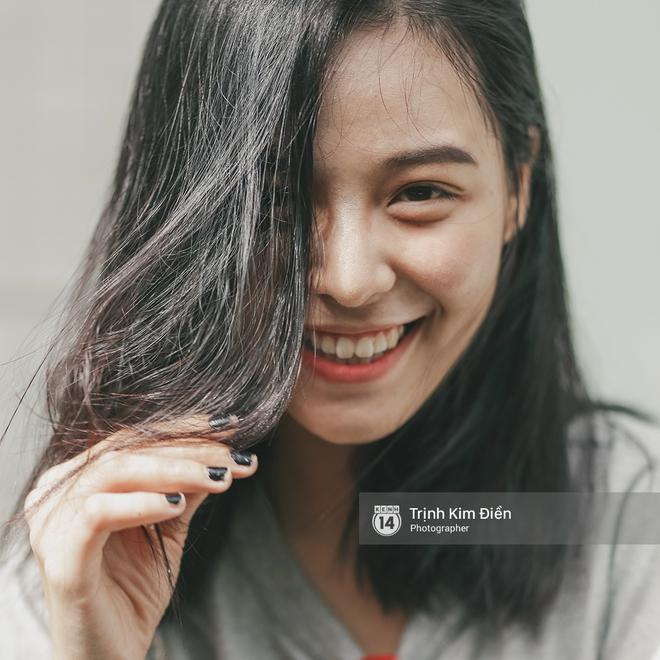 Sinh năm 1999, cao 1m70 - Cô bạn này đang là mẫu lookbook cực hot ở Sài Gòn - Ảnh 6.