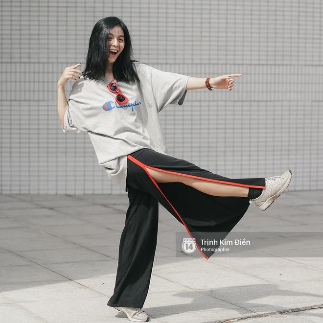 Sinh năm 1999, cao 1m70 - Cô bạn này đang là mẫu lookbook cực hot ở Sài Gòn - Ảnh 14.