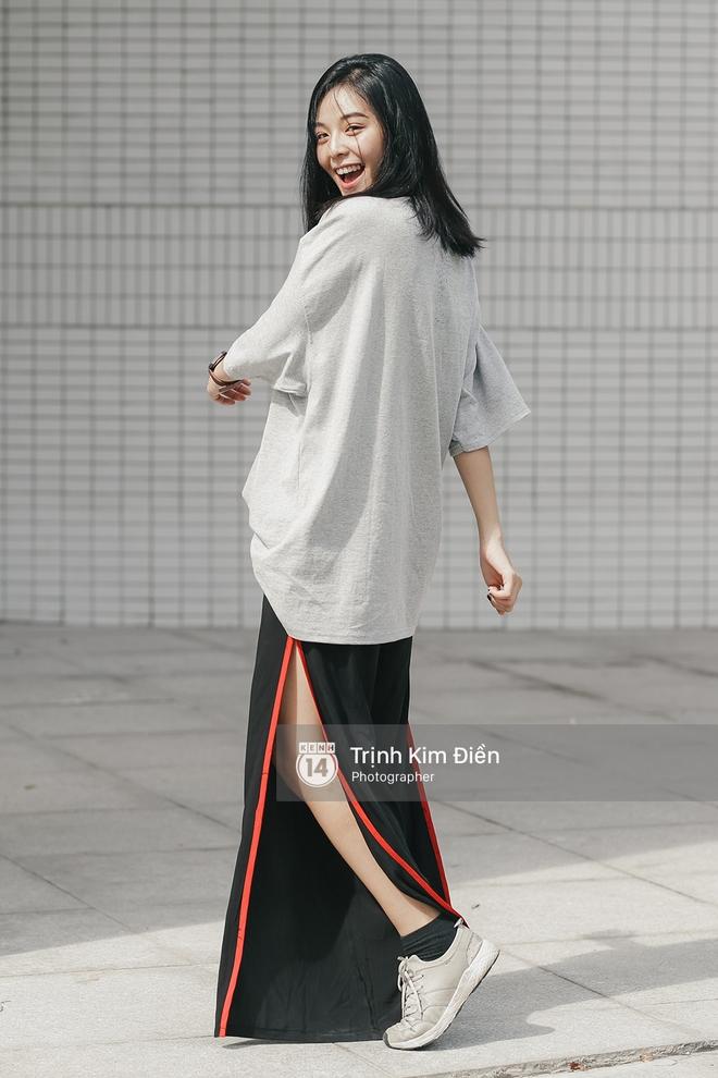 Sinh năm 1999, cao 1m70 - Cô bạn này đang là mẫu lookbook cực hot ở Sài Gòn - Ảnh 15.