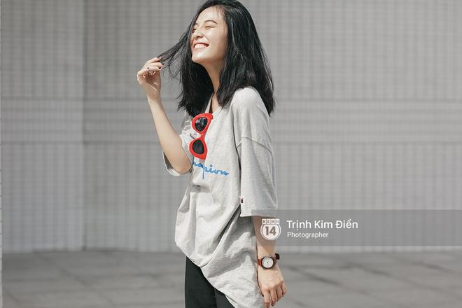 Sinh năm 1999, cao 1m70 - Cô bạn này đang là mẫu lookbook cực hot ở Sài Gòn - Ảnh 16.
