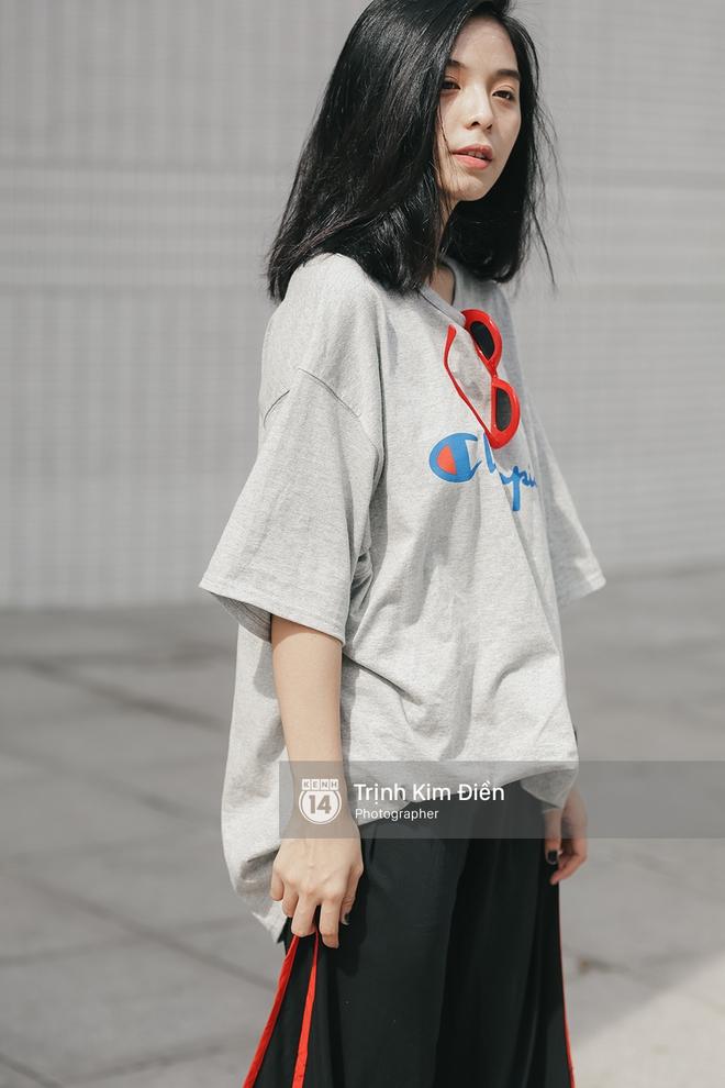 Sinh năm 1999, cao 1m70 - Cô bạn này đang là mẫu lookbook cực hot ở Sài Gòn - Ảnh 17.