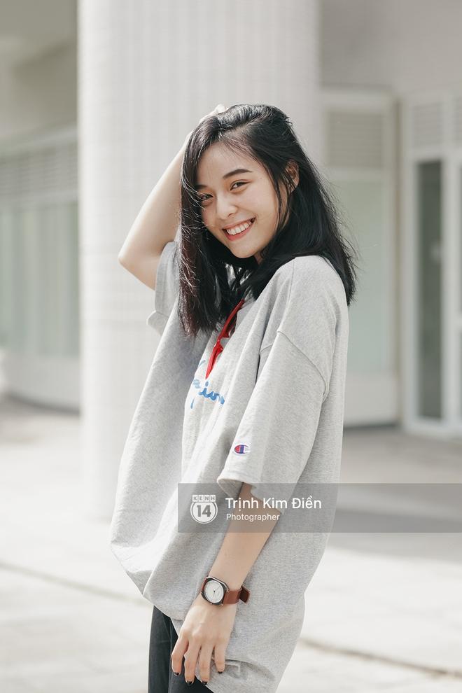 Sinh năm 1999, cao 1m70 - Cô bạn này đang là mẫu lookbook cực hot ở Sài Gòn - Ảnh 11.