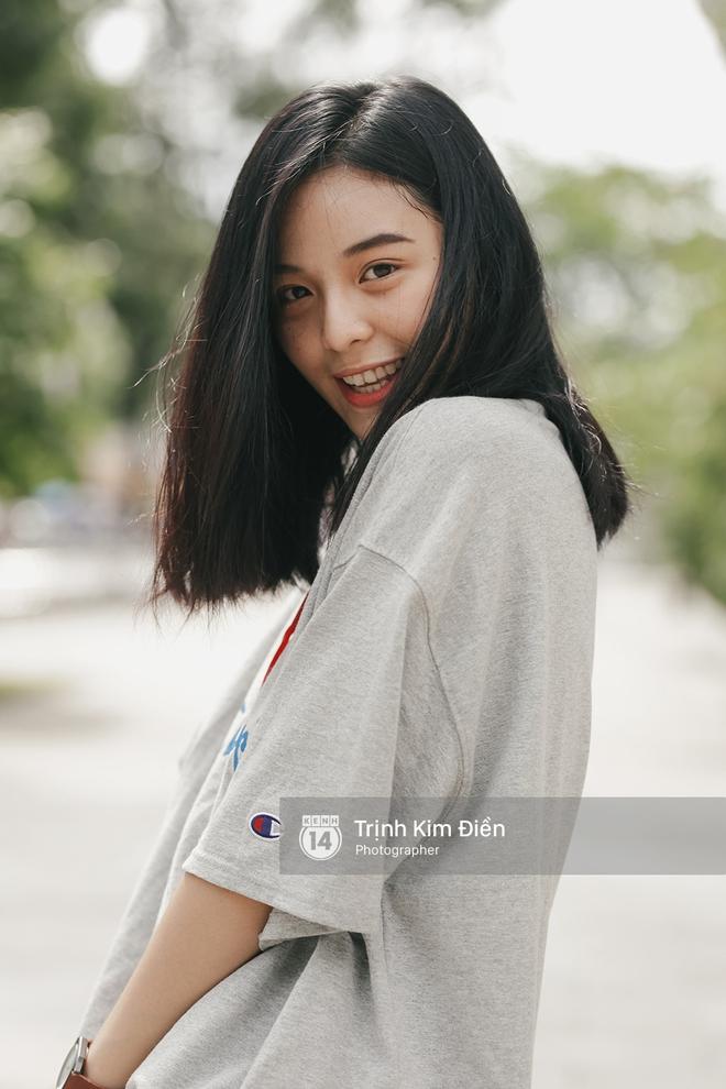 Sinh năm 1999, cao 1m70 - Cô bạn này đang là mẫu lookbook cực hot ở Sài Gòn - Ảnh 10.