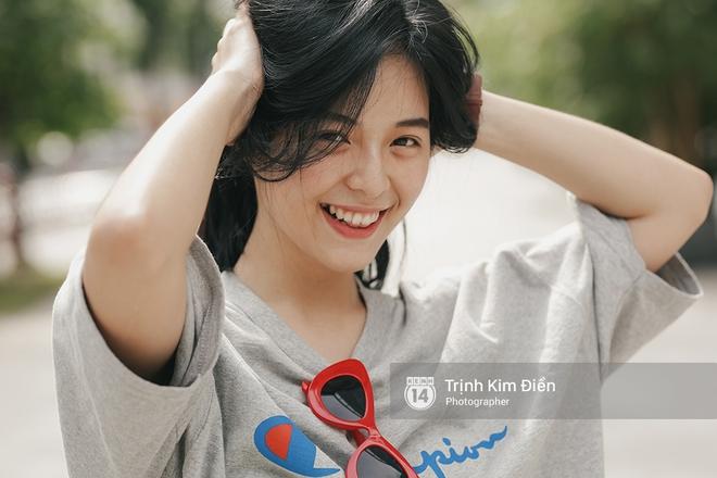 Sinh năm 1999, cao 1m70 - Cô bạn này đang là mẫu lookbook cực hot ở Sài Gòn - Ảnh 5.