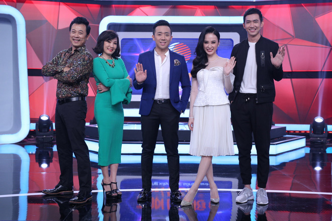Võ Cảnh đọ võ với Trấn Thành, Angela Phương Trinh ôm mặt vì người bí ẩn - Ảnh 2.