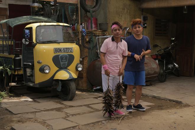 Minh Nhí sợ mình sẽ bị lố khi đóng phim chuyển thể từ kịch - Ảnh 5.