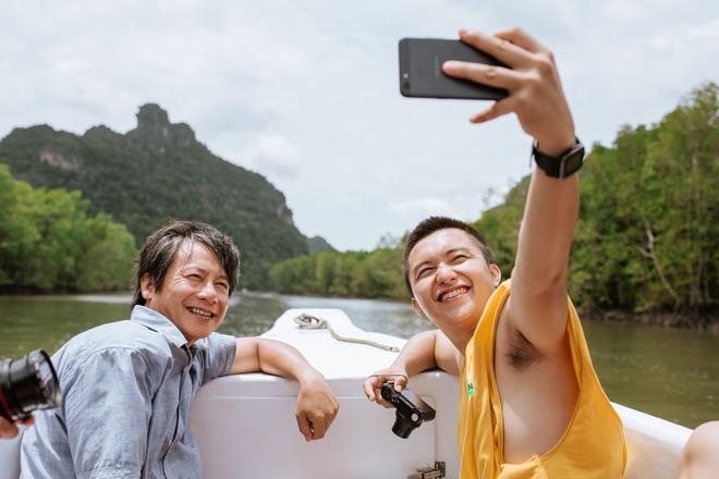 Bạn chọn ai khi muốn đi du lịch, cậu con trai Nghệ An 24 tuổi này rủ ông bố 60 tuổi, và họ có những trải nghiệm cùng nhau lần đầu tiên! - Ảnh 21.
