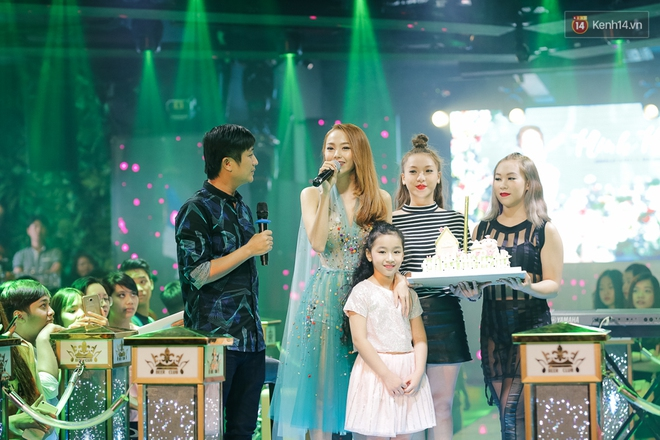 Minh Hằng hạnh phúc đón sinh nhật muộn cùng dàn sao Việt và người hâm mộ - Ảnh 2.