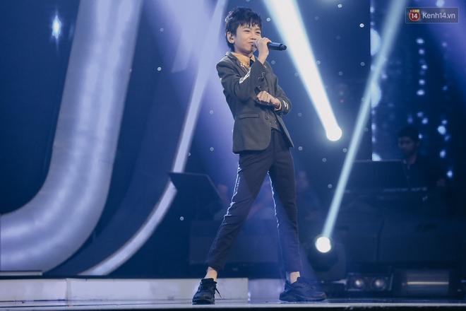 Cậu bé 12 tuổi Thiên Khôi chiến thắng Vietnam Idol Kids mùa 2 một cách áp đảo! - Ảnh 25.