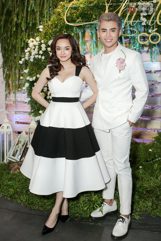 Tưởng là tiệc cưới, nhưng cuối cùng Will và Kaity chỉ ra mắt MV âm nhạc mới! - Ảnh 1.