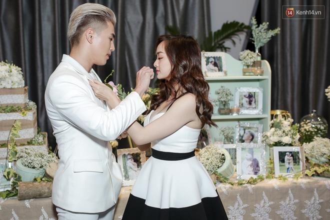 Tưởng là tiệc cưới, nhưng cuối cùng Will và Kaity chỉ ra mắt MV âm nhạc mới! - Ảnh 7.